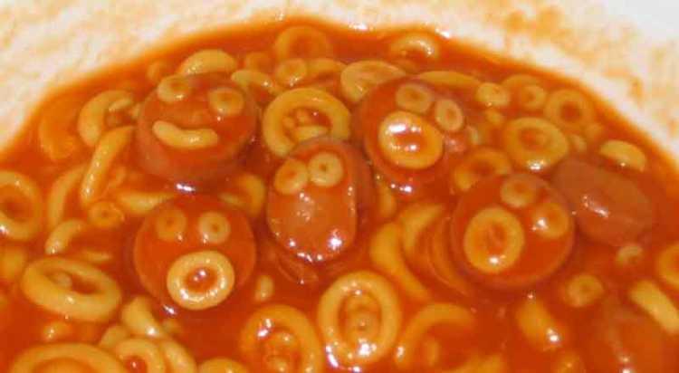 Spaghetti-Os-